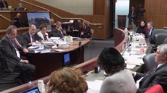 Percoco Trial, Budget Hearings Begin