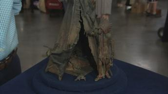 S22 Ep5: Appraisal: Franz Bergmann Bronze Lamp, ca. 1900