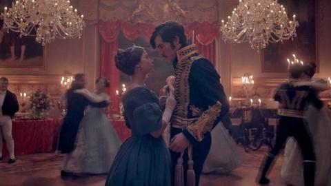 Victoria -- Most Romantic Moment of Season 1