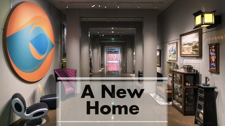 Arts District: Kirkland Museum: A New Home