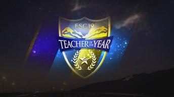 Region 19 2018 Teacher of the Year Awards