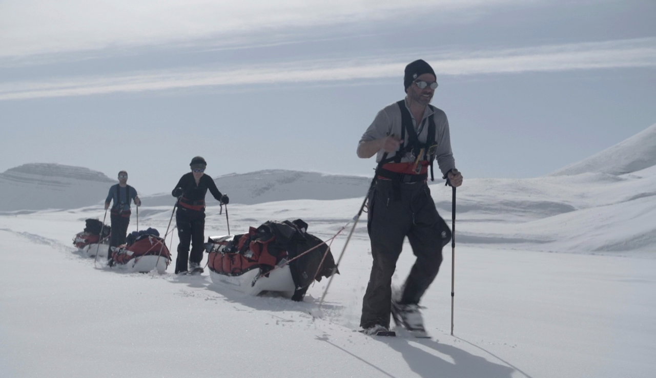 The Changing Earth: Crossing the Arctic Preview