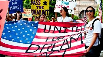 HELPING DREAMERS