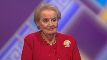 Madeleine Albright on Donald Trump's Refugee Policies