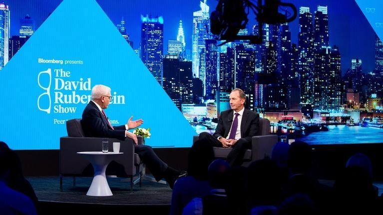 The David Rubenstein Show: Peer to Peer Conversations: Next on Episode 10