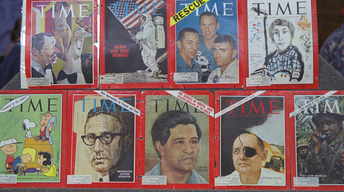 """S21 Ep24: Appraisal: Autographed """"Time"""" Cover Collection"""