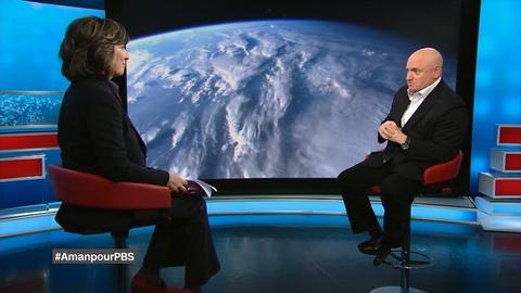 Amanpour on PBS -- Climate change in the Trump era