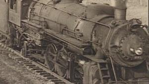 From the WCNY Vault: Riding the Rails