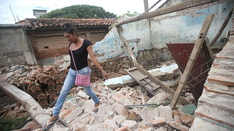 Why Mexico City is vulnerable to earthquakes image