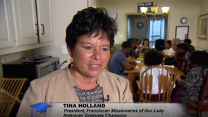 American Graduate: Tina Holland