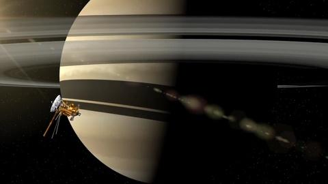 NOVA -- S44 Ep12: Amazing Discoveries from Cassini