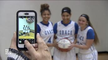 Tiny college's scheduled closure inspires basketball team