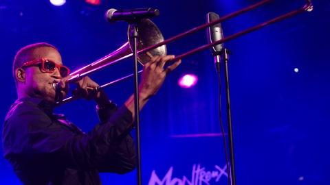 PBS NewsHour -- Trombone Shorty trains a new generation