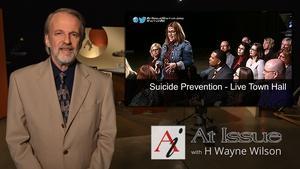 S30 E07: Suicide Prevention - Live Town Hall