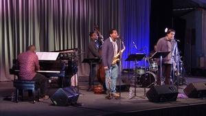 Yosvany Terry at Jazz on the Plaza