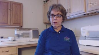 Nancy's Corner - Jan Householder, The Giving Doll Project