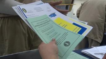 Prison hosts career day for soon to be released inmates