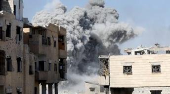 Battle to retake Raqqa inches toward conclusion