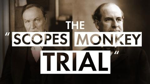"American Experience -- The ""Scopes Monkey Trial"""