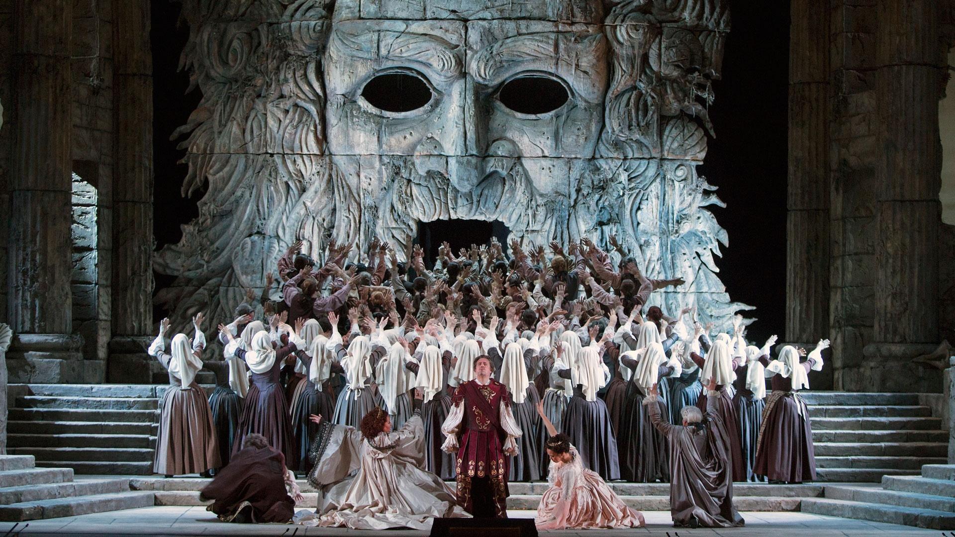 Idomeneo Act III Quartet