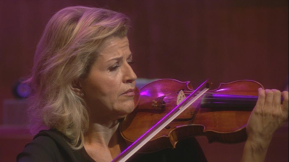 Web Extra: Anne-Sophie Mutter image