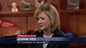 Governor's Race Forum: Republican Jeanne Ives