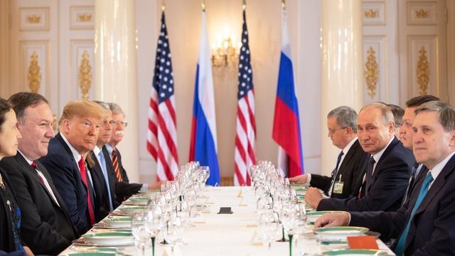 President Donald Trump faces political firestorm after Putin