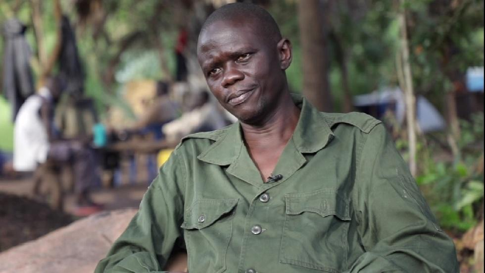 Meet an American citizen fighting with South Sudan's rebels image