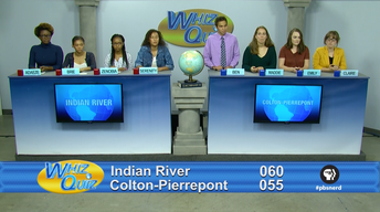 Indian River vs. Colton-Pierrepont 2017