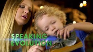 Speaking Evolution