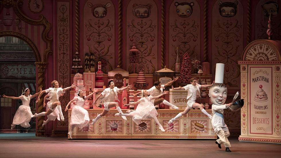 """NYC-ARTS Profile: American Ballet Theatre: """"Whipped Cream"""" image"""