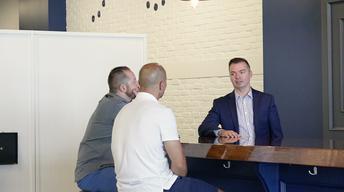 Iowa Entrepreneur: Men's Style Lab