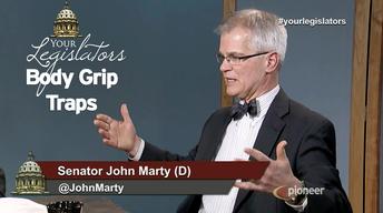 Body Grip Traps (April 12)
