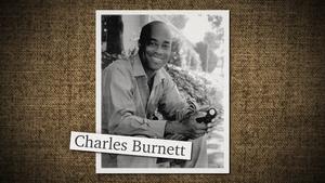 Filmmaker Charles Burnett