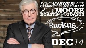 KCMO Mayor's Race, KS Gov Race, Roy Moore - Dec 14, 2017