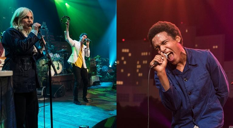 Austin City Limits: The Head and the Heart / Benjamin Booker