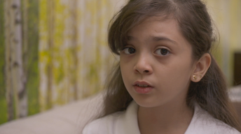 How a Syrian girl's plea for peace drew worldwide attention