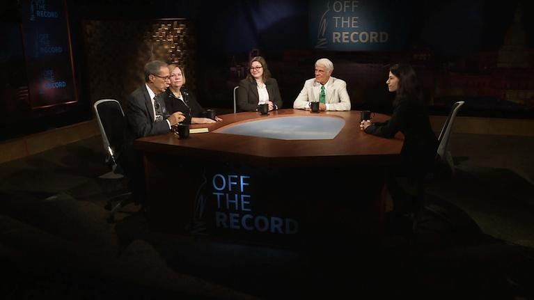 Off the Record: Dana Nessel | Off the Record OVERTIME |10/6/17