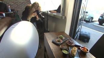 Food stylist shares her secrets on getting food camera-ready