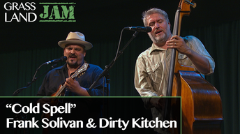 """Frank Solivan & Dirty Kitchen """"Cold Spell"""""""