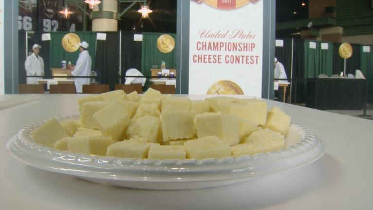 Wisconsin Life: Cheese Champ