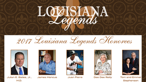 2017 Louisiana Legends Gala