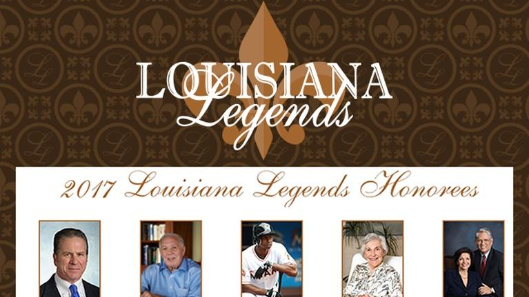 Louisiana Public Broadcasting Presents: 2017 Louisiana Legends Gala