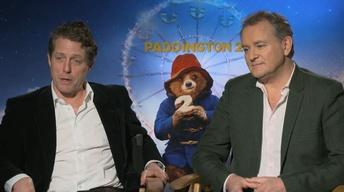 "Hugh Bonneville and Hugh Grant for ""Paddington 2"""