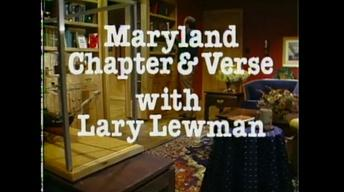Maryland Chapter & Verse 102