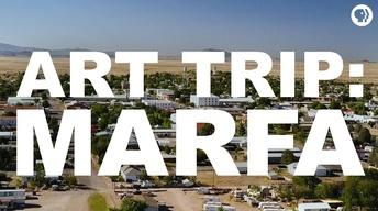 S3 Ep41: Art Trip: Marfa