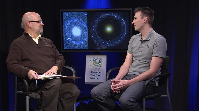 UNC-TV Science: NC Science Now: New Galaxy