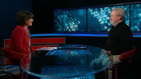 Amanpour on PBS -- Amanpour: Love in the digital age and Ridley Scott