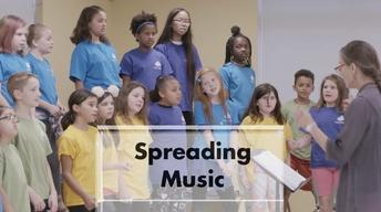 Denver Children's Choir helps fill some gaps with music