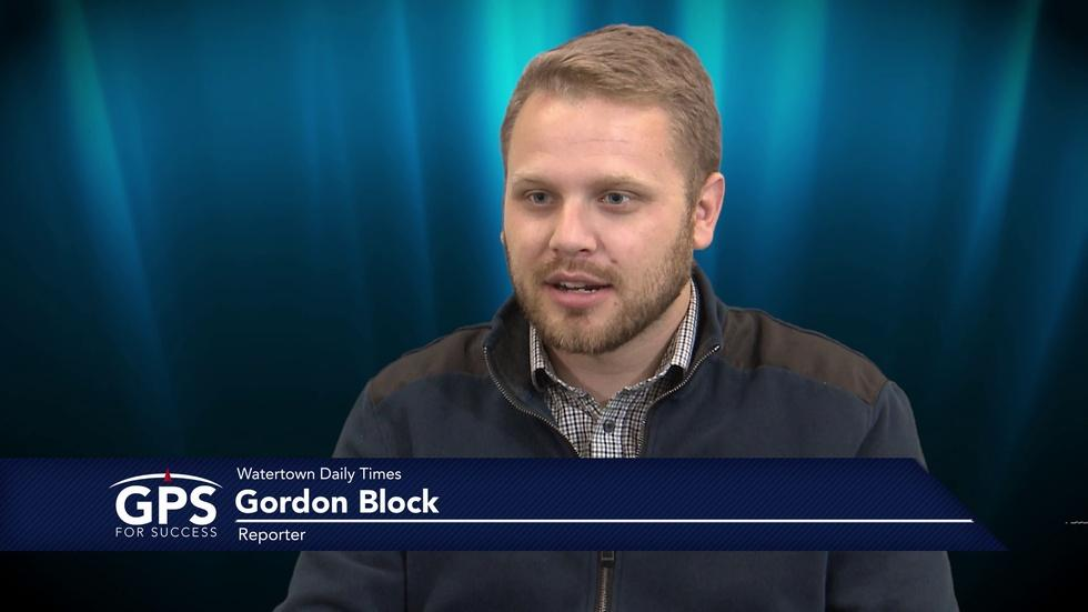 Gordon Block Extended Interview image